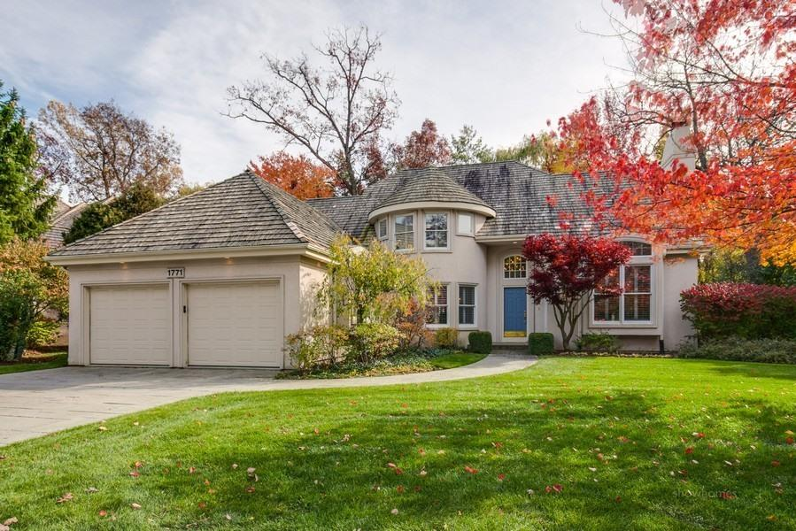 1771 Princeton Court W, Lake Forest, IL 60045 - #: 10920402
