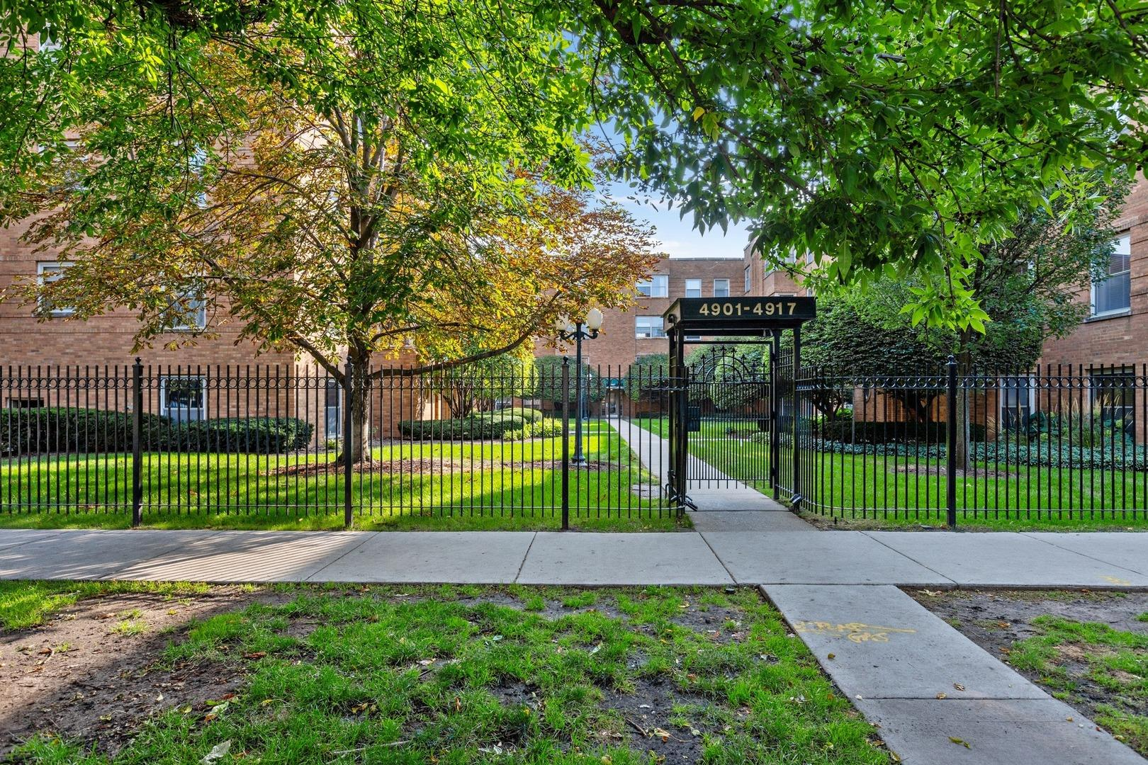 4909 N Wolcott Avenue #2A, Chicago, IL 60640 - #: 10885404
