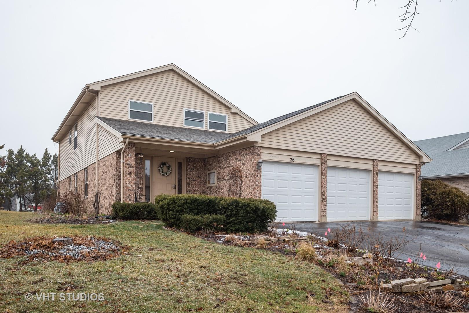 26 Terry Drive, Roselle, IL 60172 - #: 10666405
