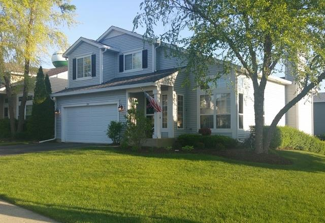 1081 Noelle Bend, Lake in the Hills, IL 60156 - #: 10647406