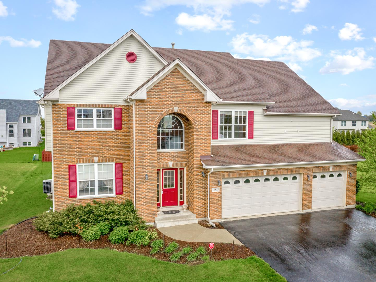 5263 Greenshire Circle, Lake in the Hills, IL 60156 - #: 11164406