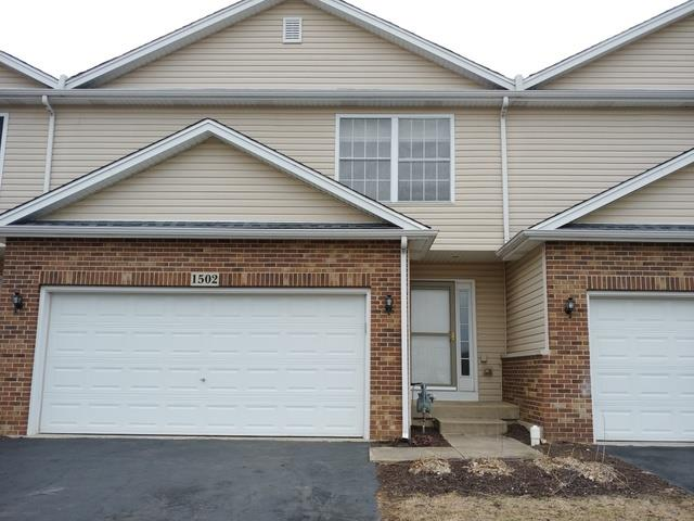 1502 Scarlett Way #1502, Woodstock, IL 60098 - #: 10669409