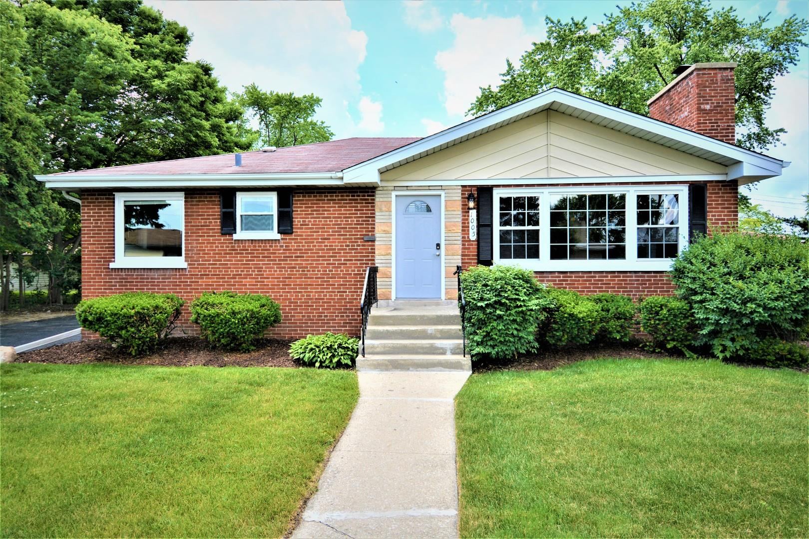 1005 E 162nd Place, South Holland, IL 60473 - MLS#: 11119410