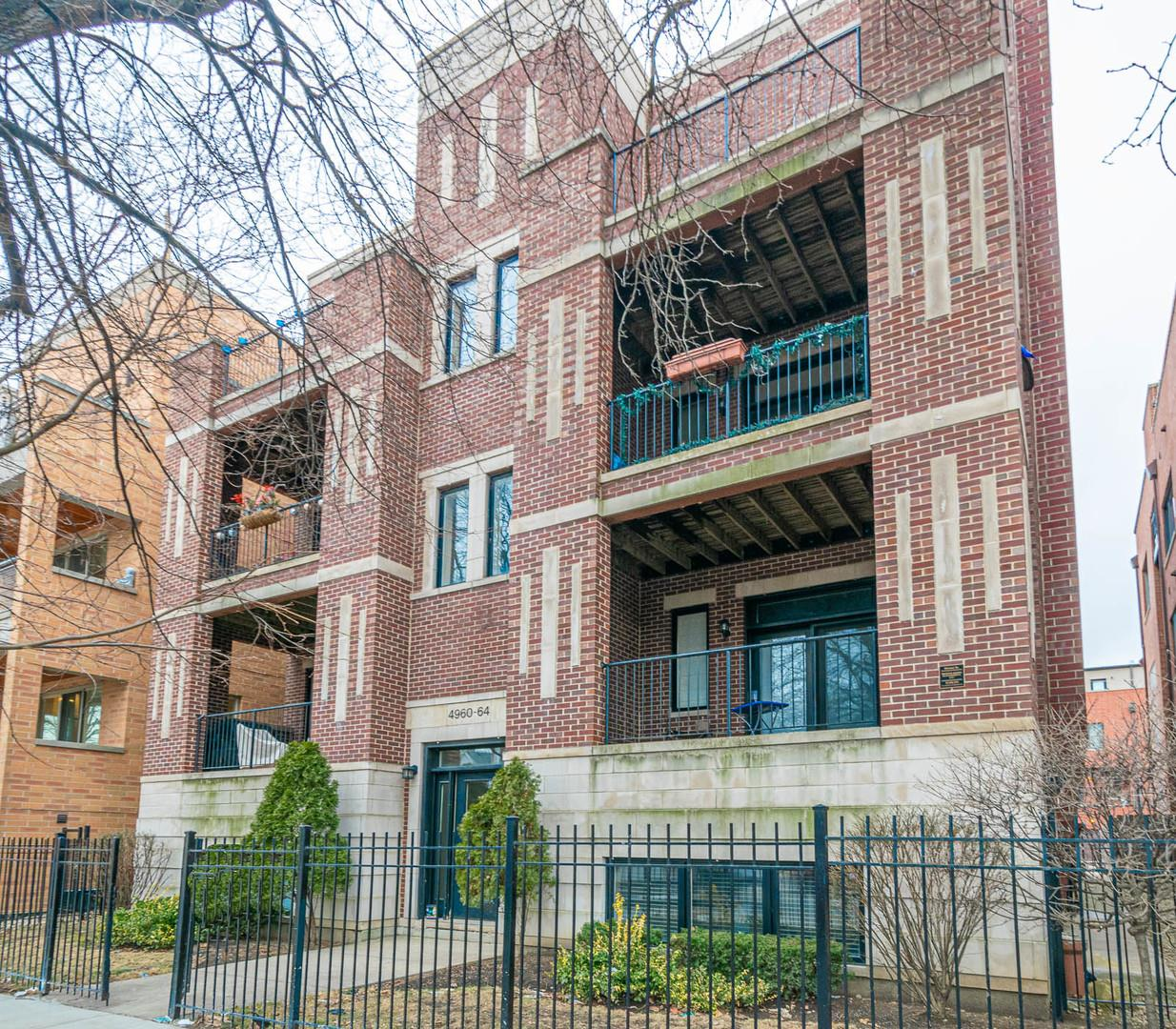 4960 N Western Avenue #1N, Chicago, IL 60625 - #: 10971411