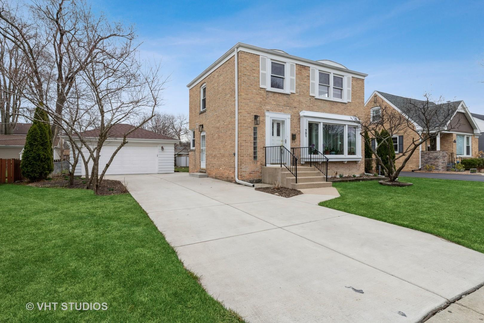 731 N Patton Avenue, Arlington Heights, IL 60004 - #: 11024411