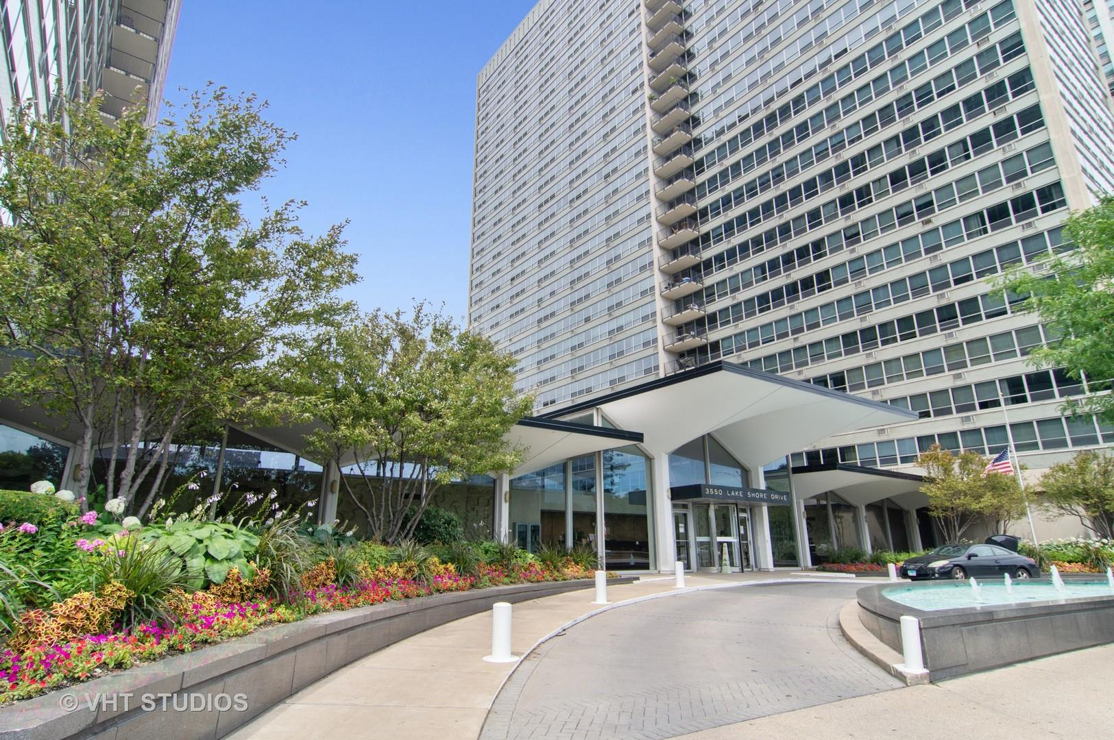 3550 N Lake Shore Drive #520, Chicago, IL 60657 - #: 10993412
