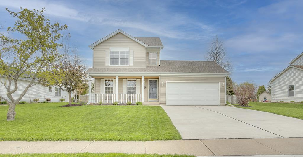 2418 Winfield Lane, Belvidere, IL 61008 - #: 11060412