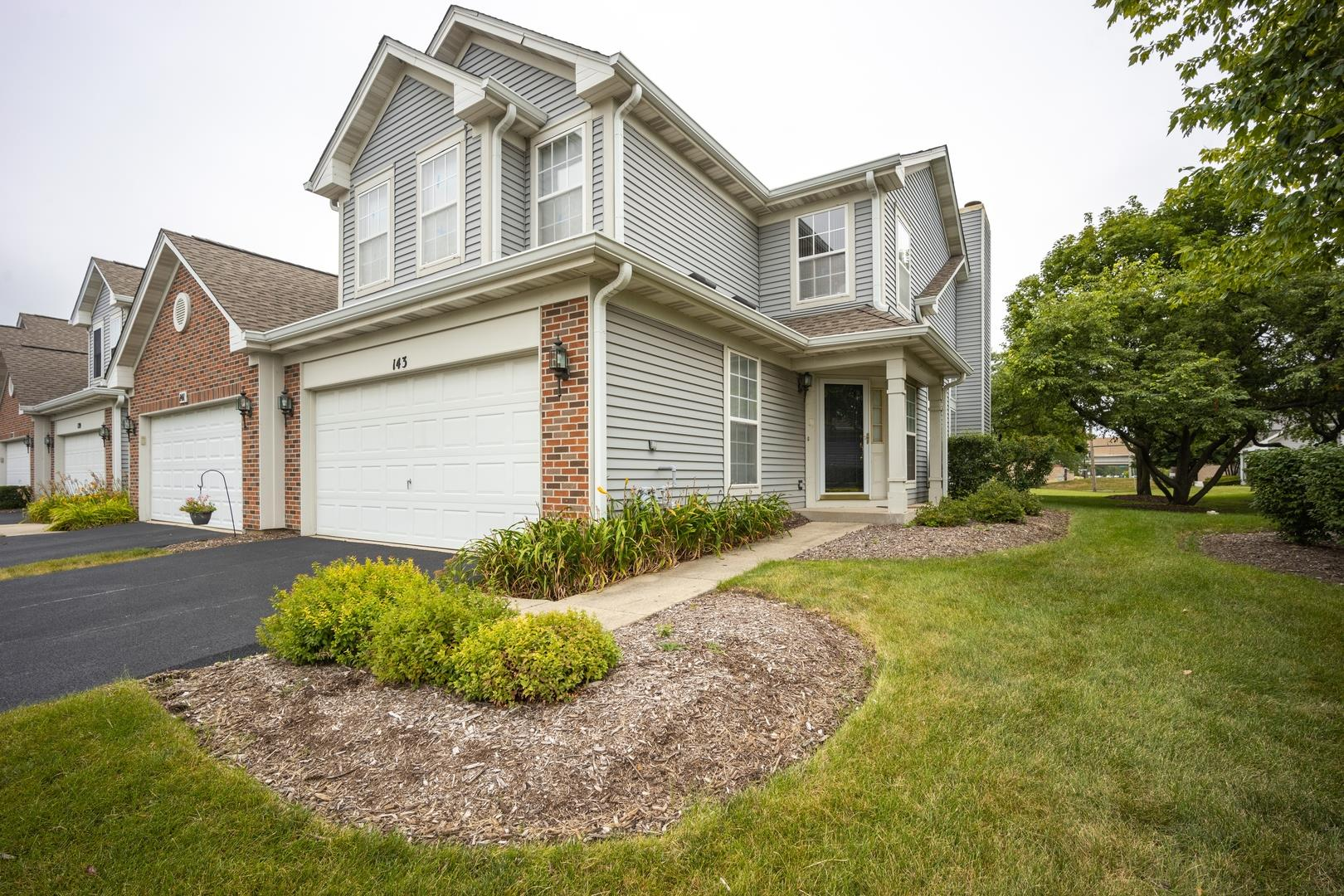 143 Millers Crossing, Itasca, IL 60143 - #: 10890413