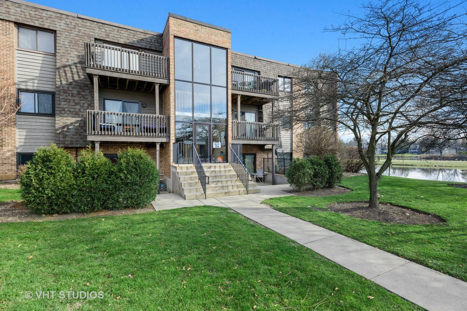 1426 Stonebridge Circle #K2, Wheaton, IL 60189 - #: 10926414