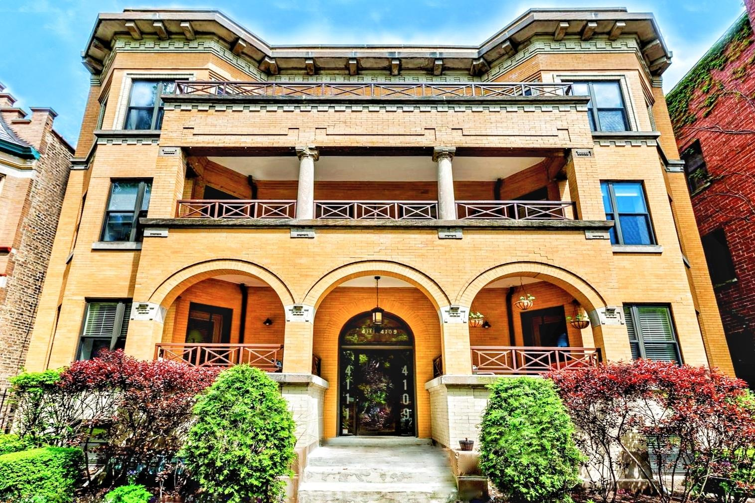 4109 N Kenmore Avenue #3A, Chicago, IL 60613 - #: 10985414