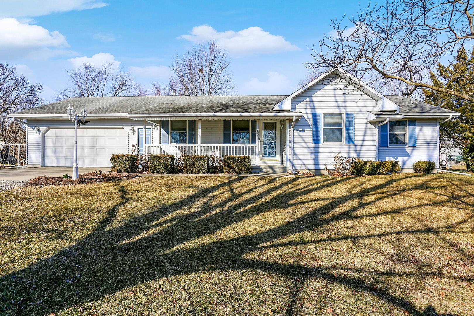 13 School Court, Fisher, IL 61843 - #: 11010415