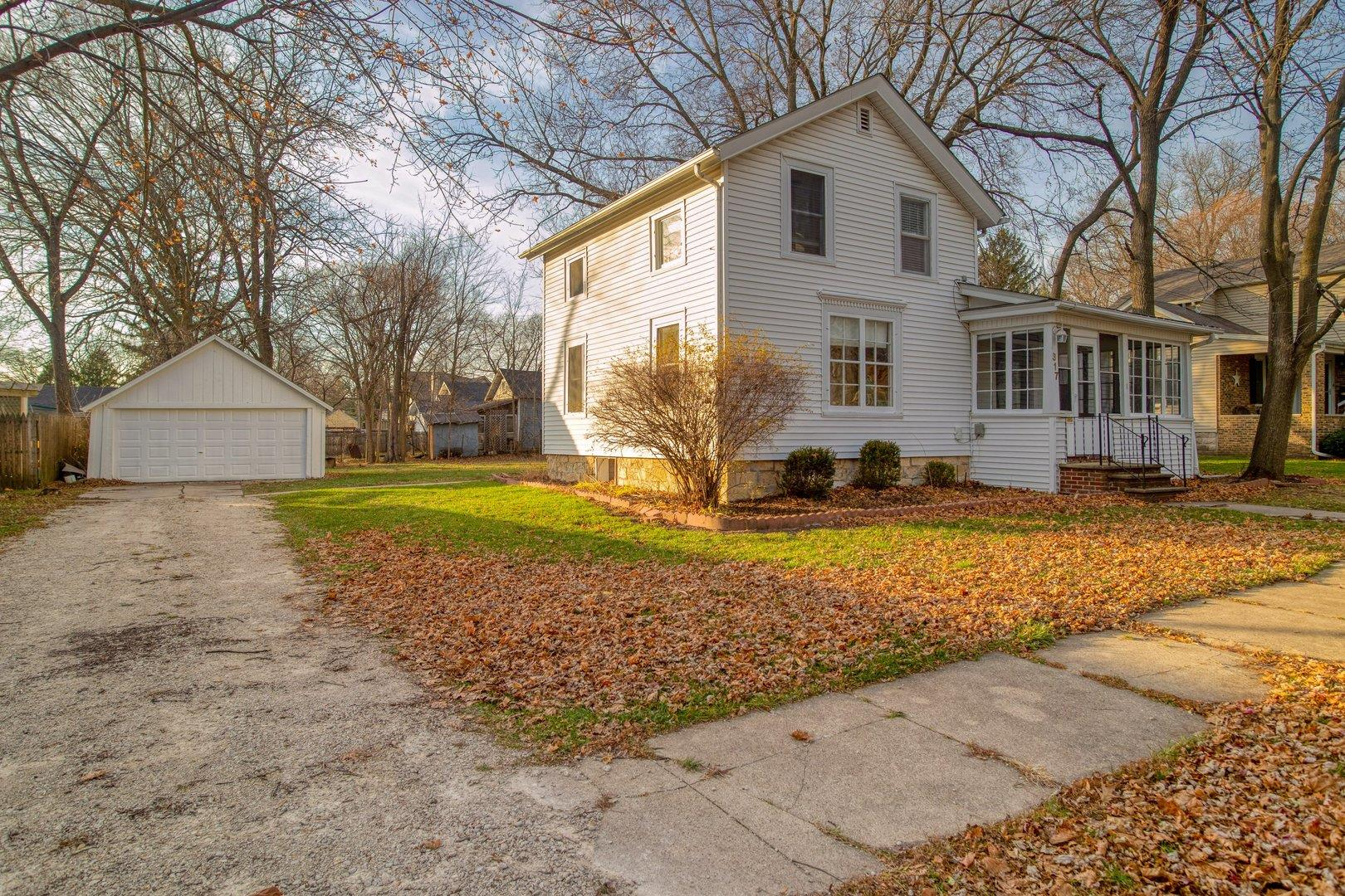 317 Washington Street, Sandwich, IL 60548 - #: 10937416