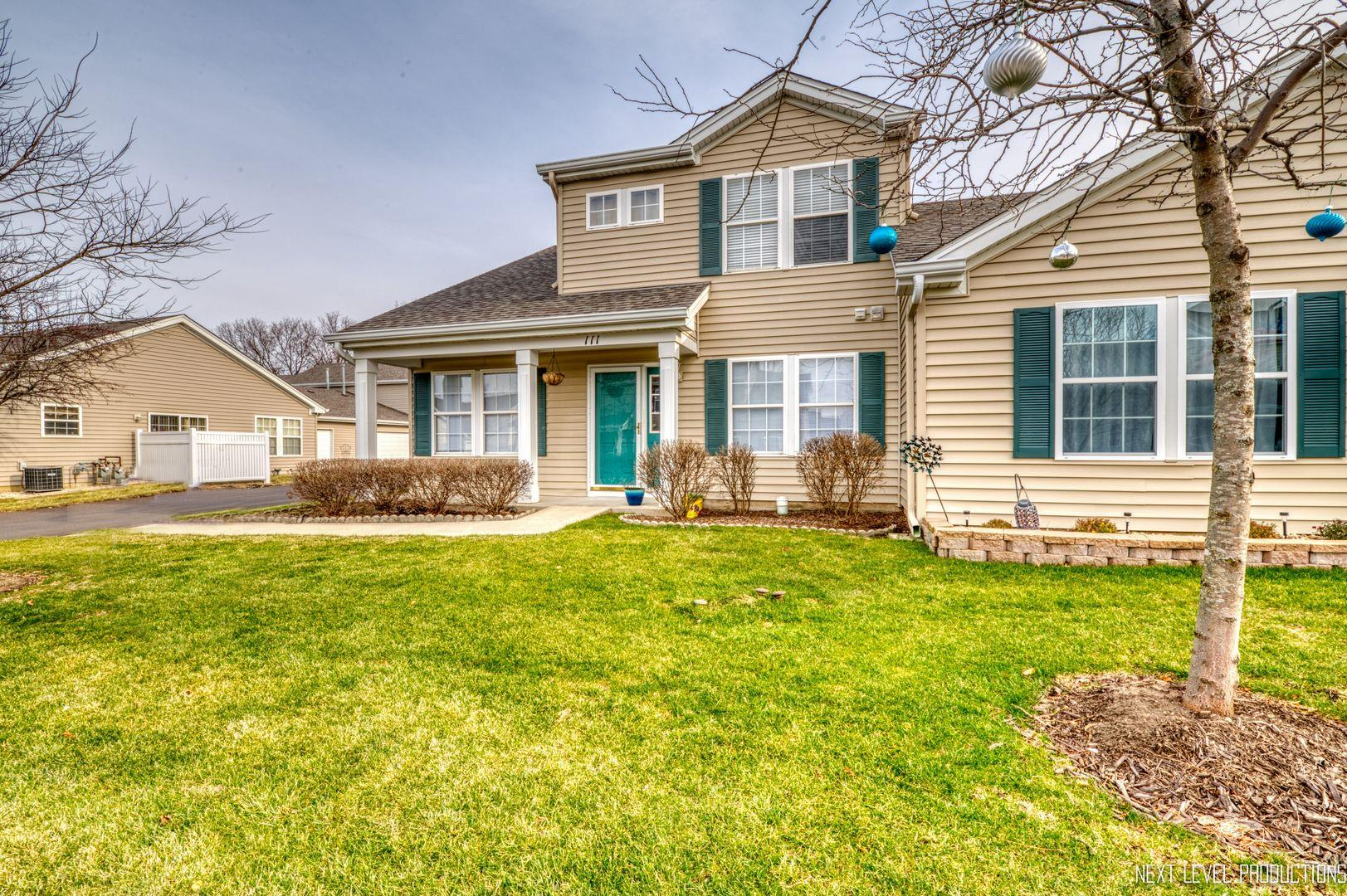 111 WATERBURY Circle, Oswego, IL 60543 - #: 10956416