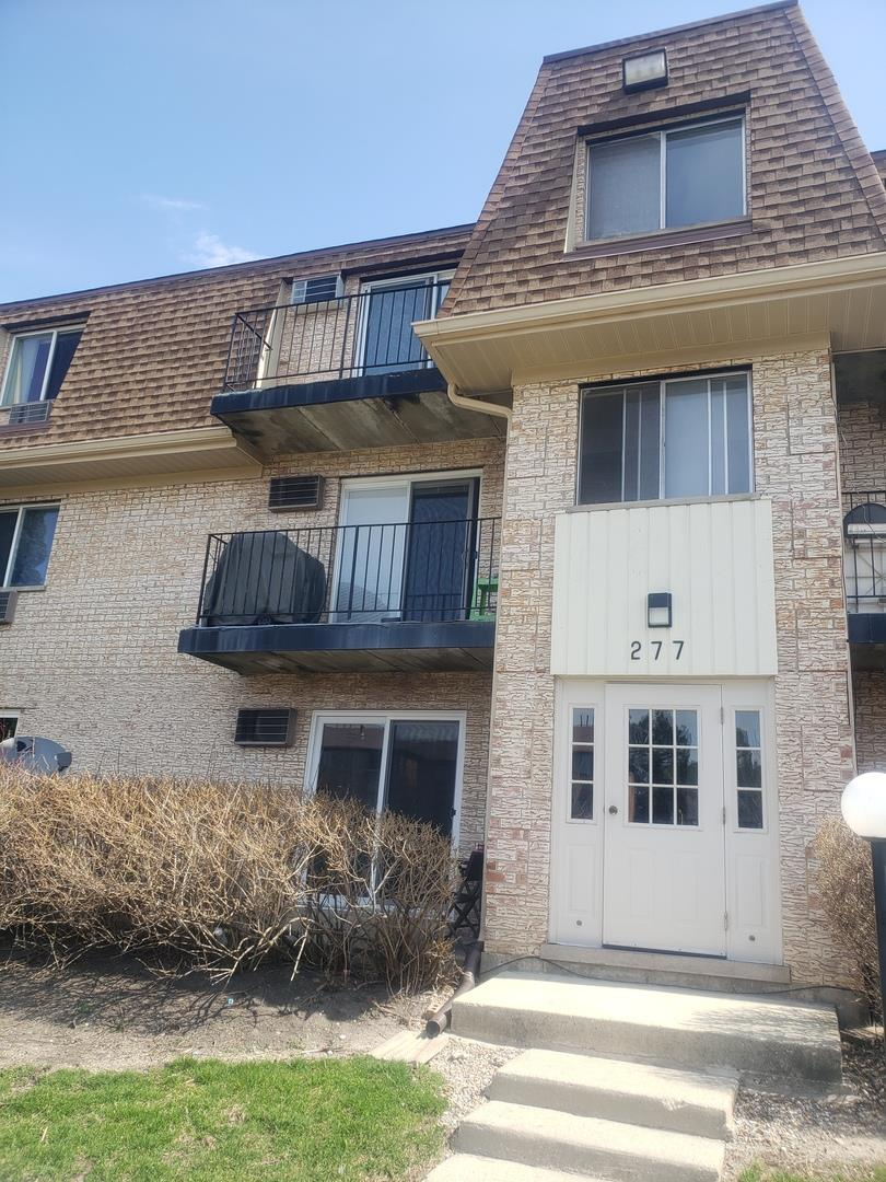 277 Shorewood Drive #2A, Glendale Heights, IL 60139 - #: 10688417