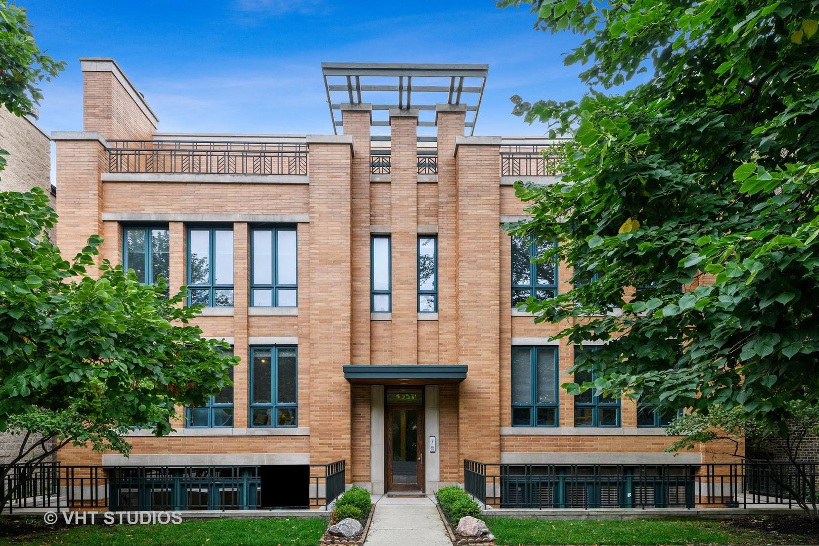3351 N Seminary Avenue #2N, Chicago, IL 60657 - #: 10857417