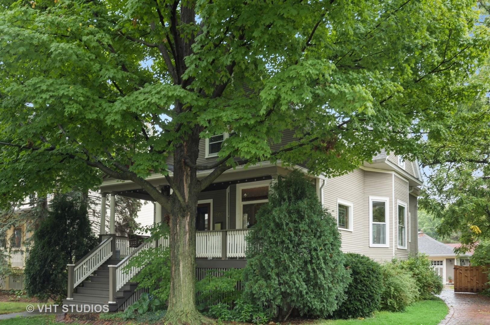 606 Forest Avenue, Oak Park, IL 60302 - #: 10858418