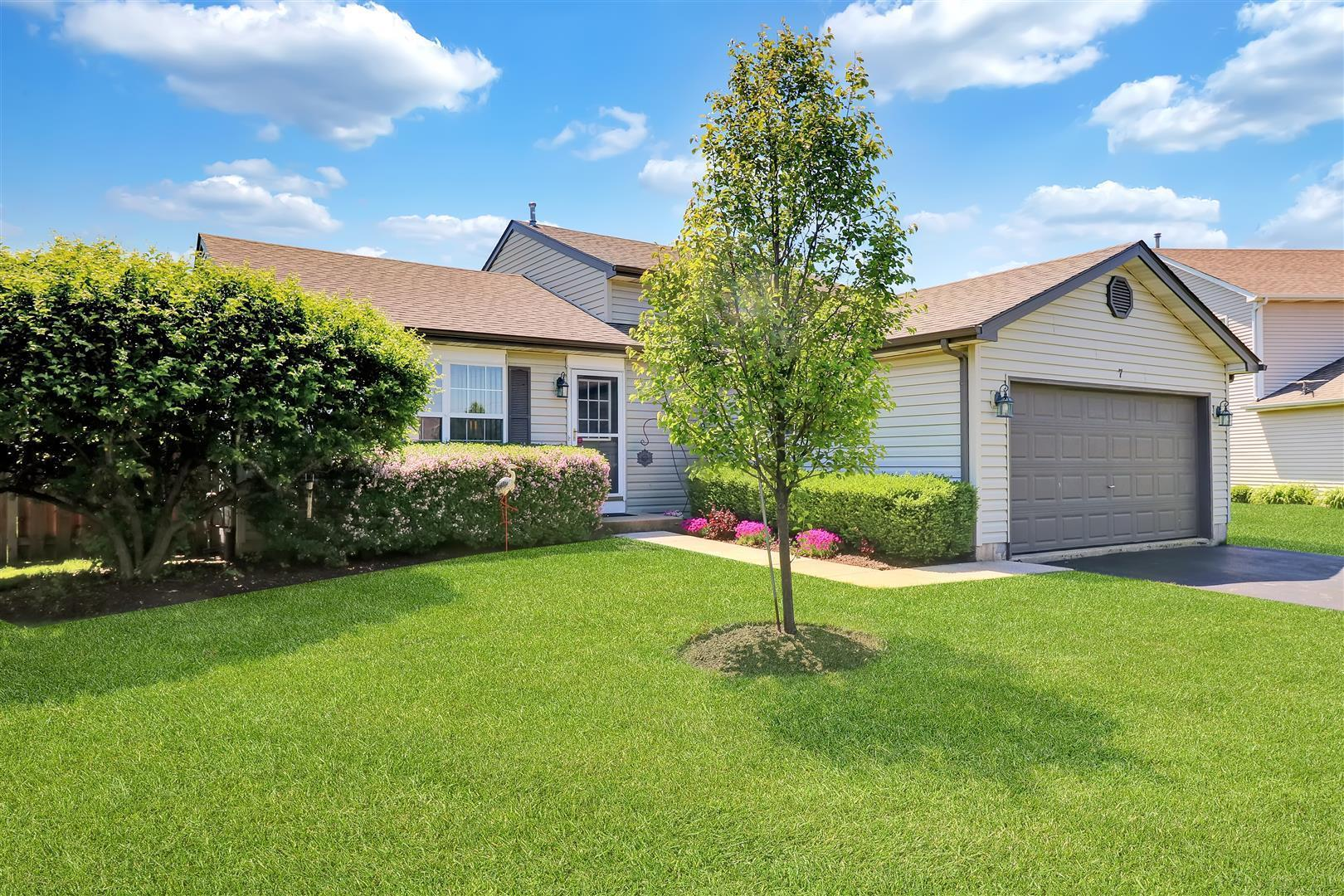 7 Asbury Court, Lake in the Hills, IL 60156 - #: 10735419