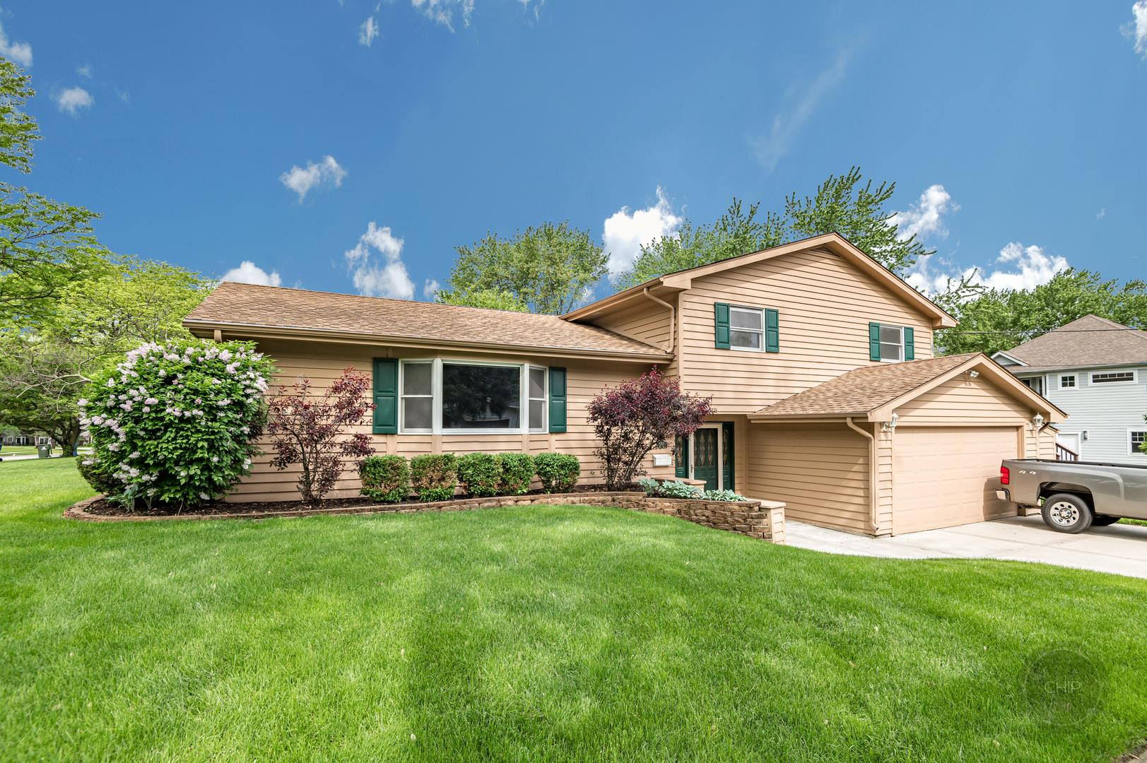 121 George Lane, Naperville, IL 60540 - #: 10674423