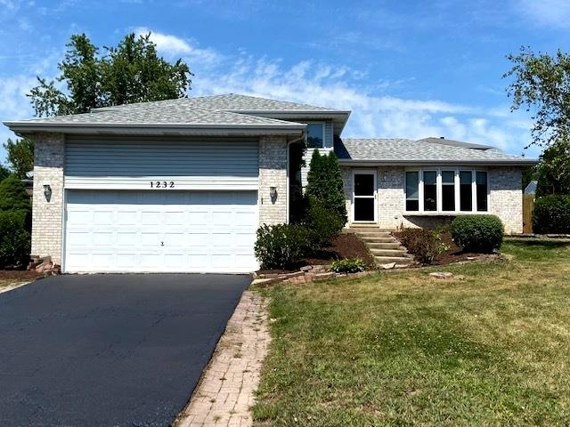 1232 E Wellwood Drive, Lockport, IL 60441 - #: 10819423