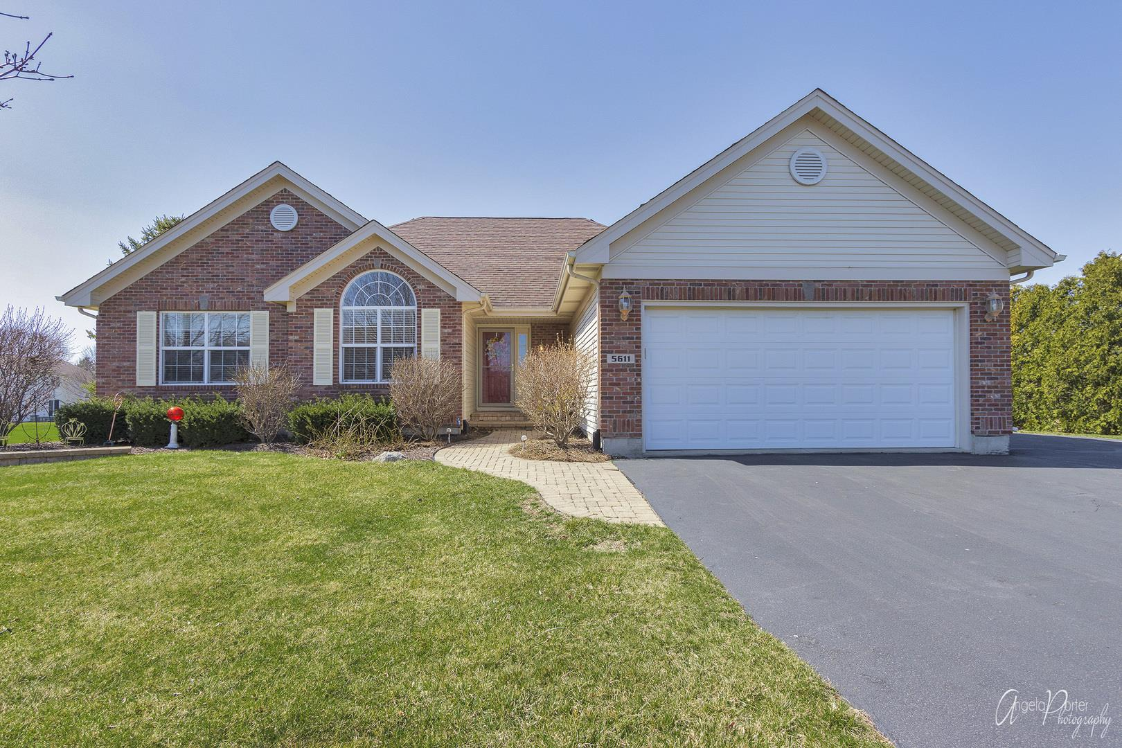5611 AMBER Way, Johnsburg, IL 60050 - #: 11041423