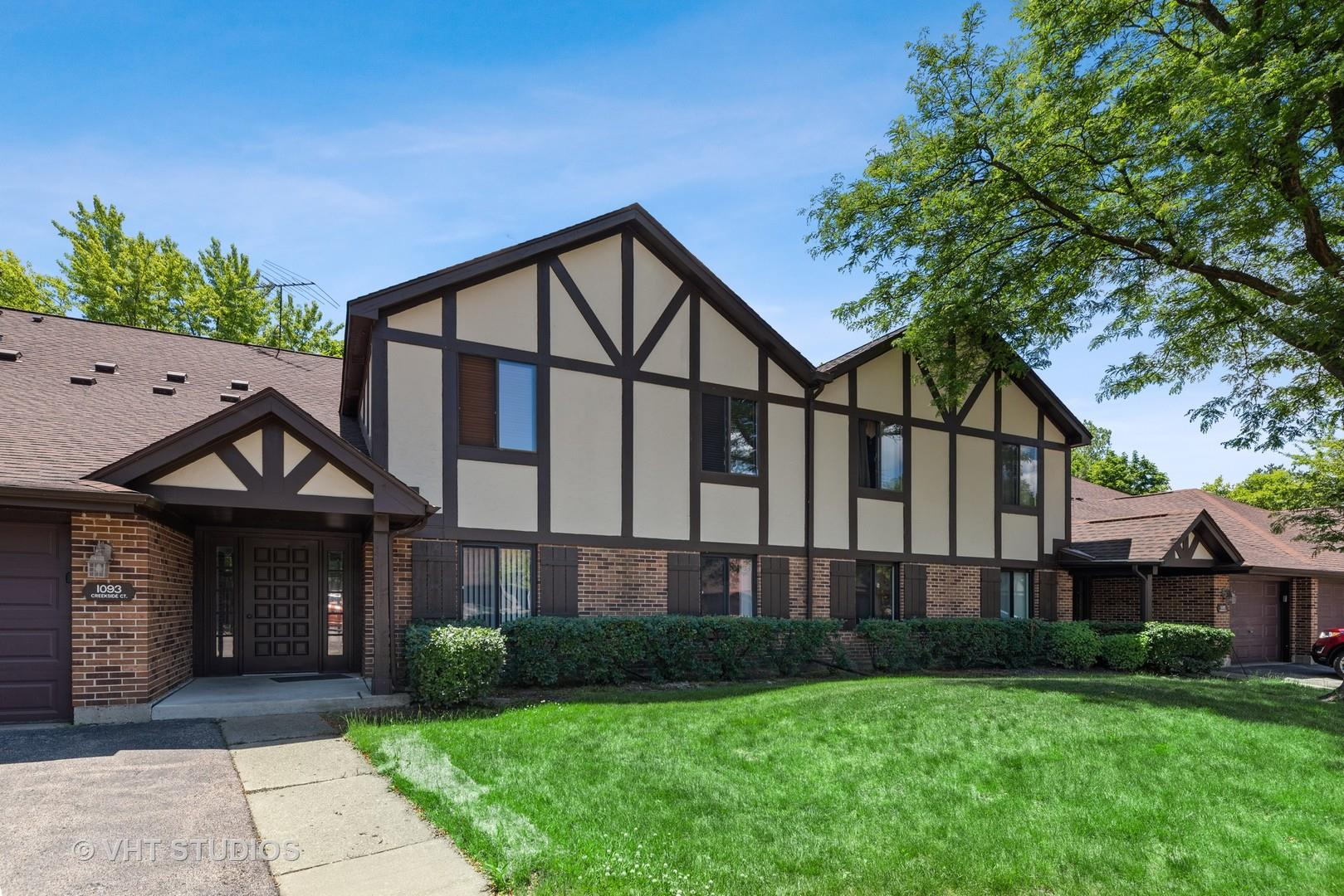 1093 CREEKSIDE Court #1A, Wheeling, IL 60090 - #: 10761424
