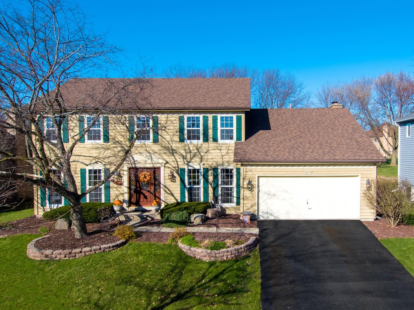 217 W Bailey Road, Naperville, IL 60565 - #: 10932424