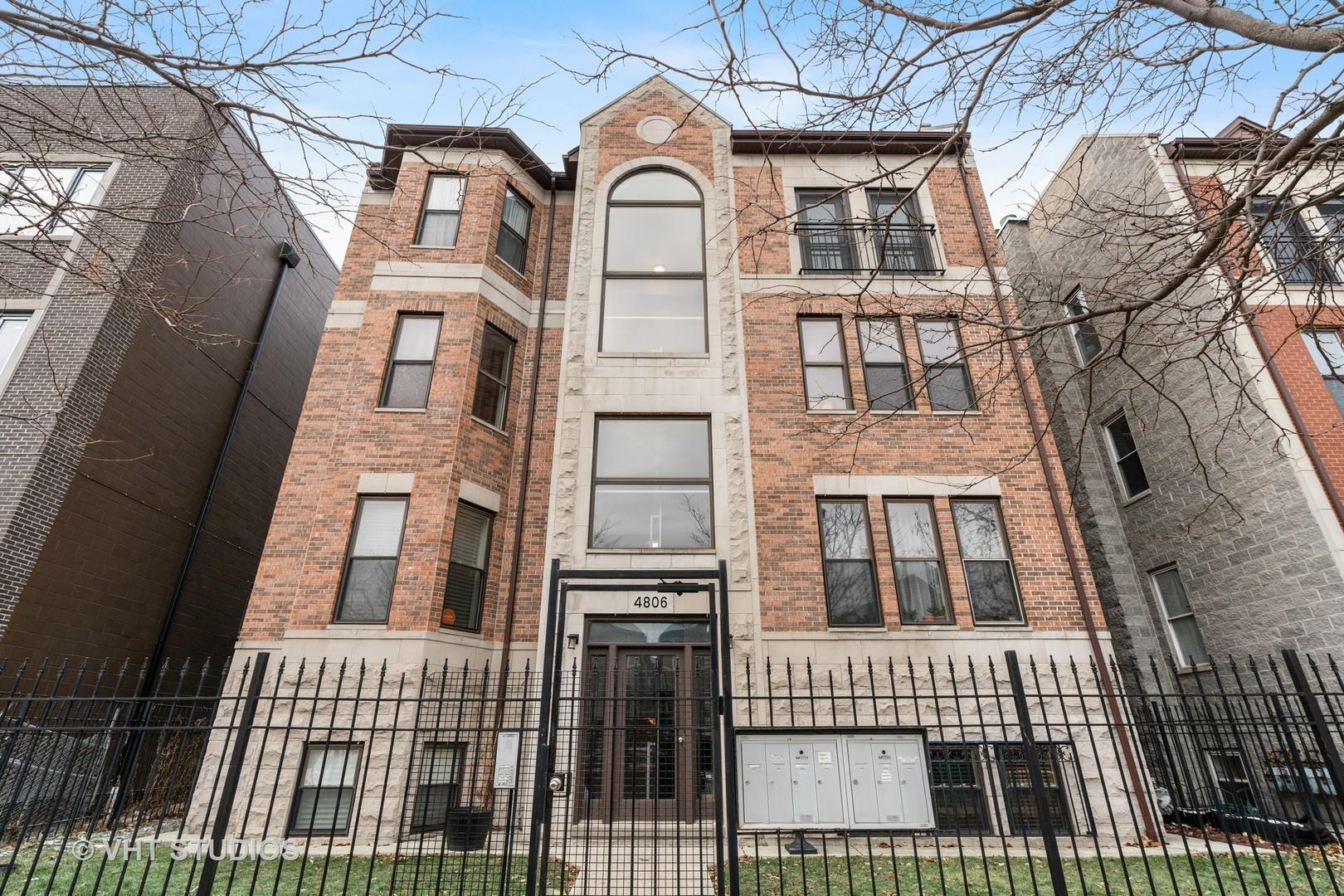 4806 S Saint Lawrence Avenue #3N, Chicago, IL 60615 - #: 10978424
