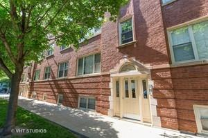 2546 W George Street #1, Chicago, IL 60618 - #: 11056425