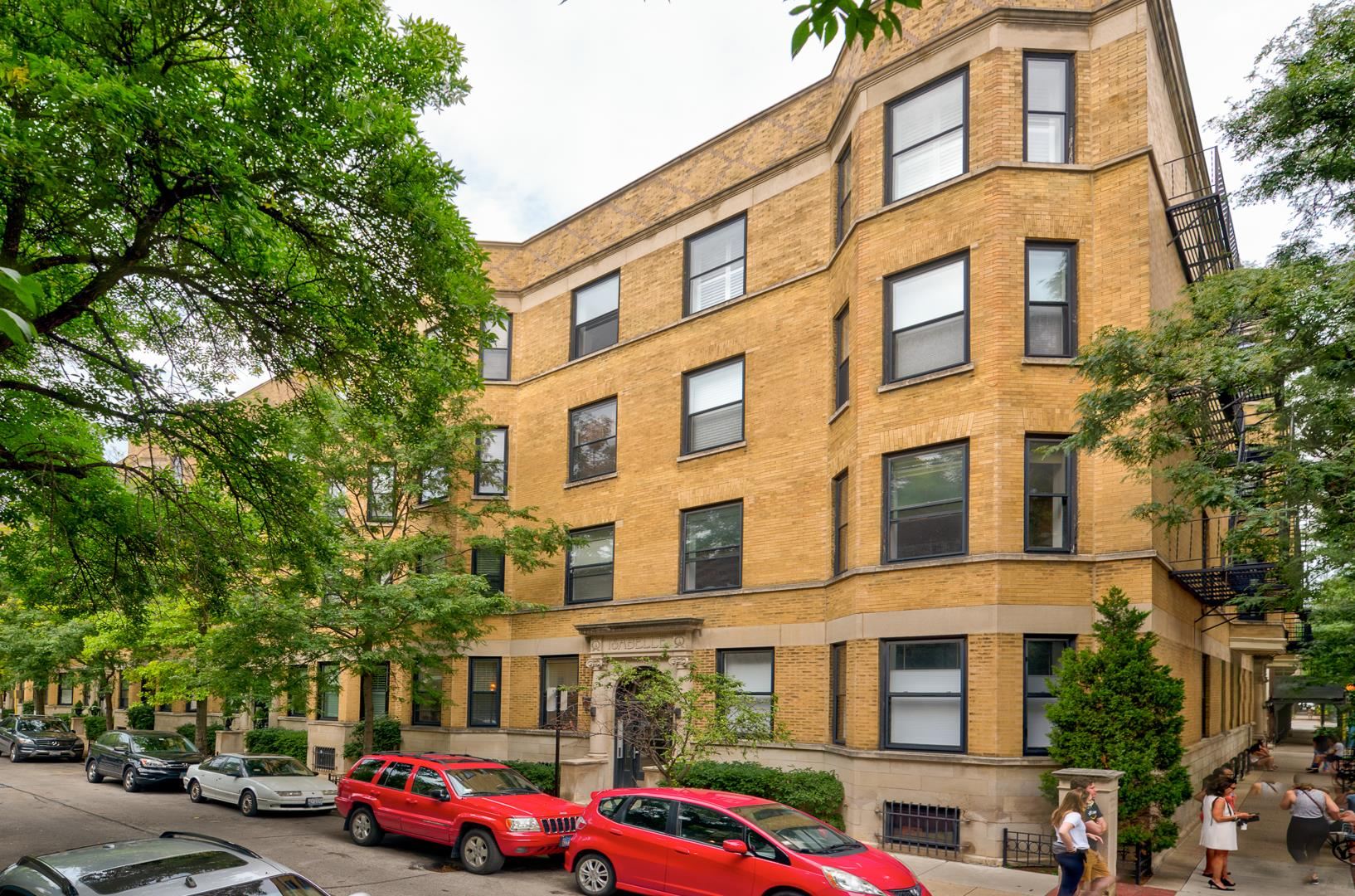 1701 N Crilly Court #4E, Chicago, IL 60614 - #: 10804426