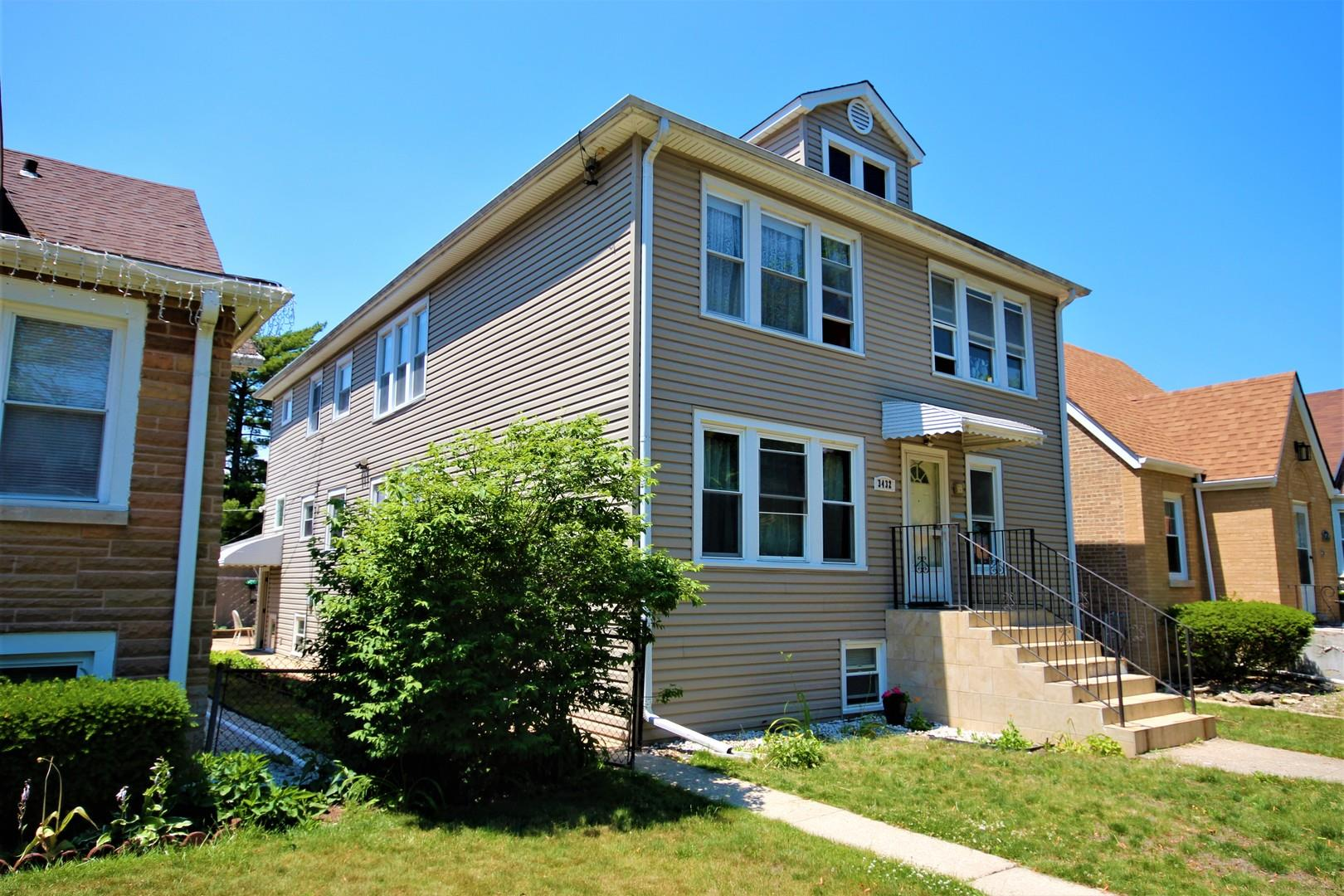 3432 N Rutherford Avenue, Chicago, IL 60634 - MLS#: 11124426