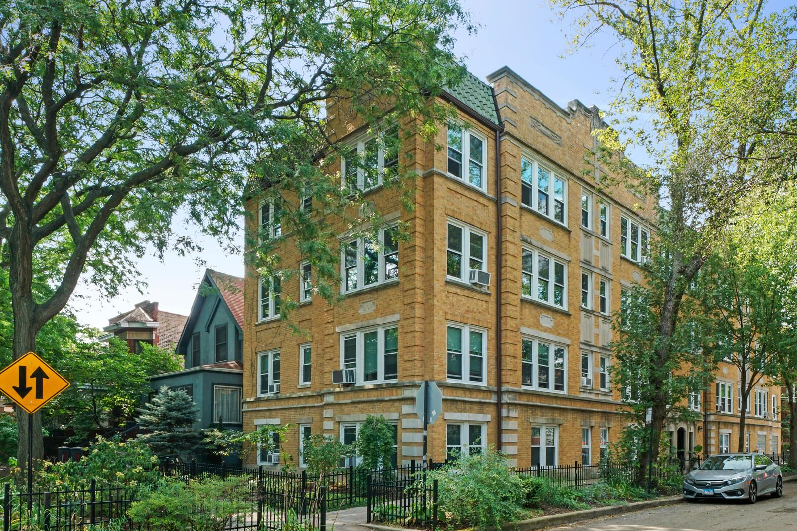 1243 W Ardmore Avenue #2, Chicago, IL 60660 - #: 10884429