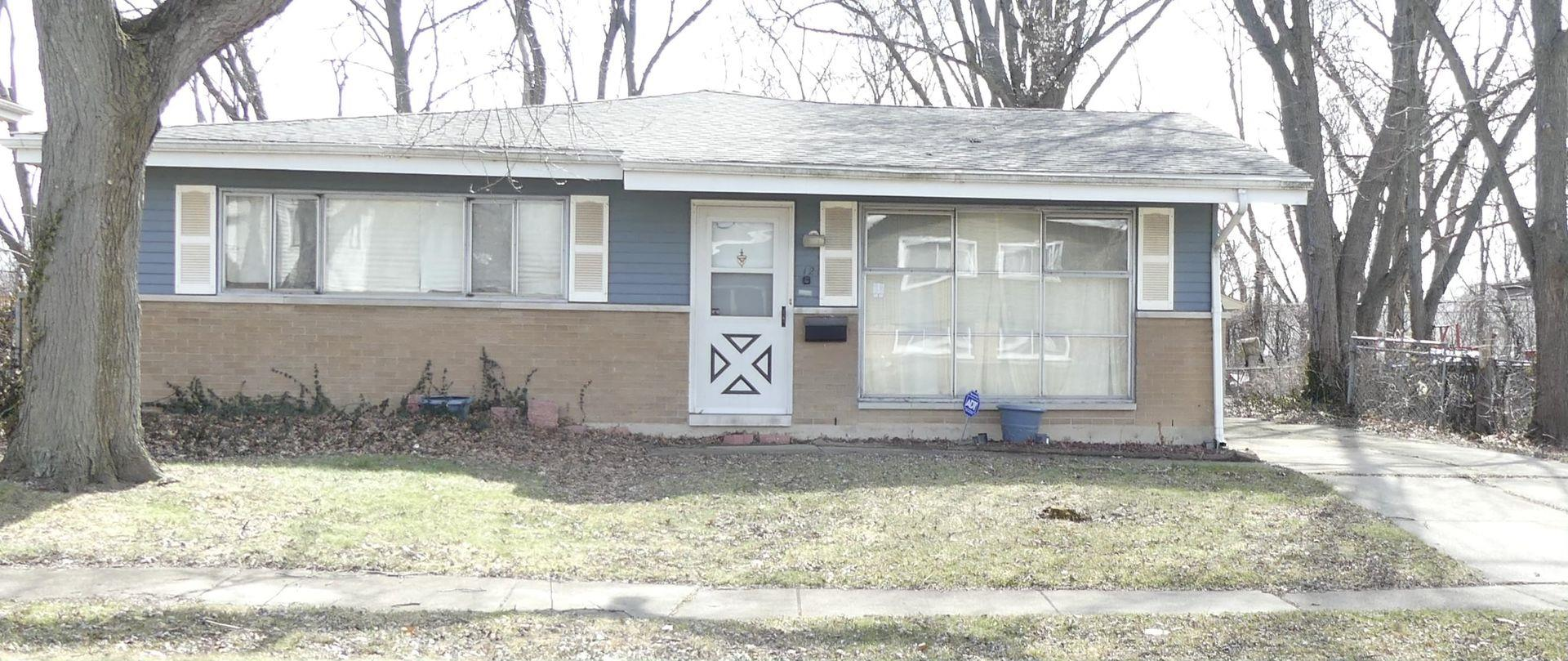 121 Hay Street, Park Forest, IL 60466 - #: 11020430