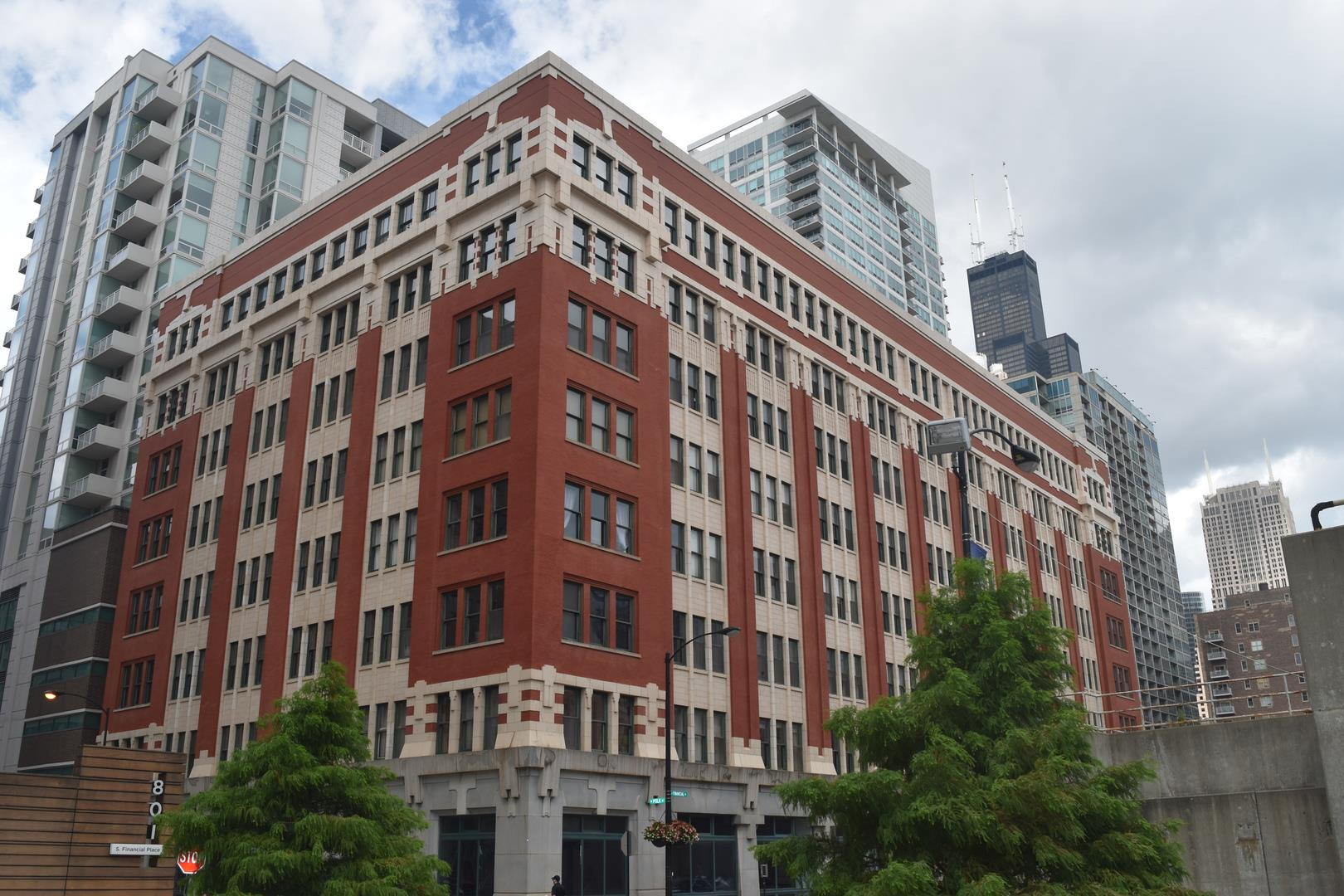 732 S Financial Place #701, Chicago, IL 60605 - #: 10849432