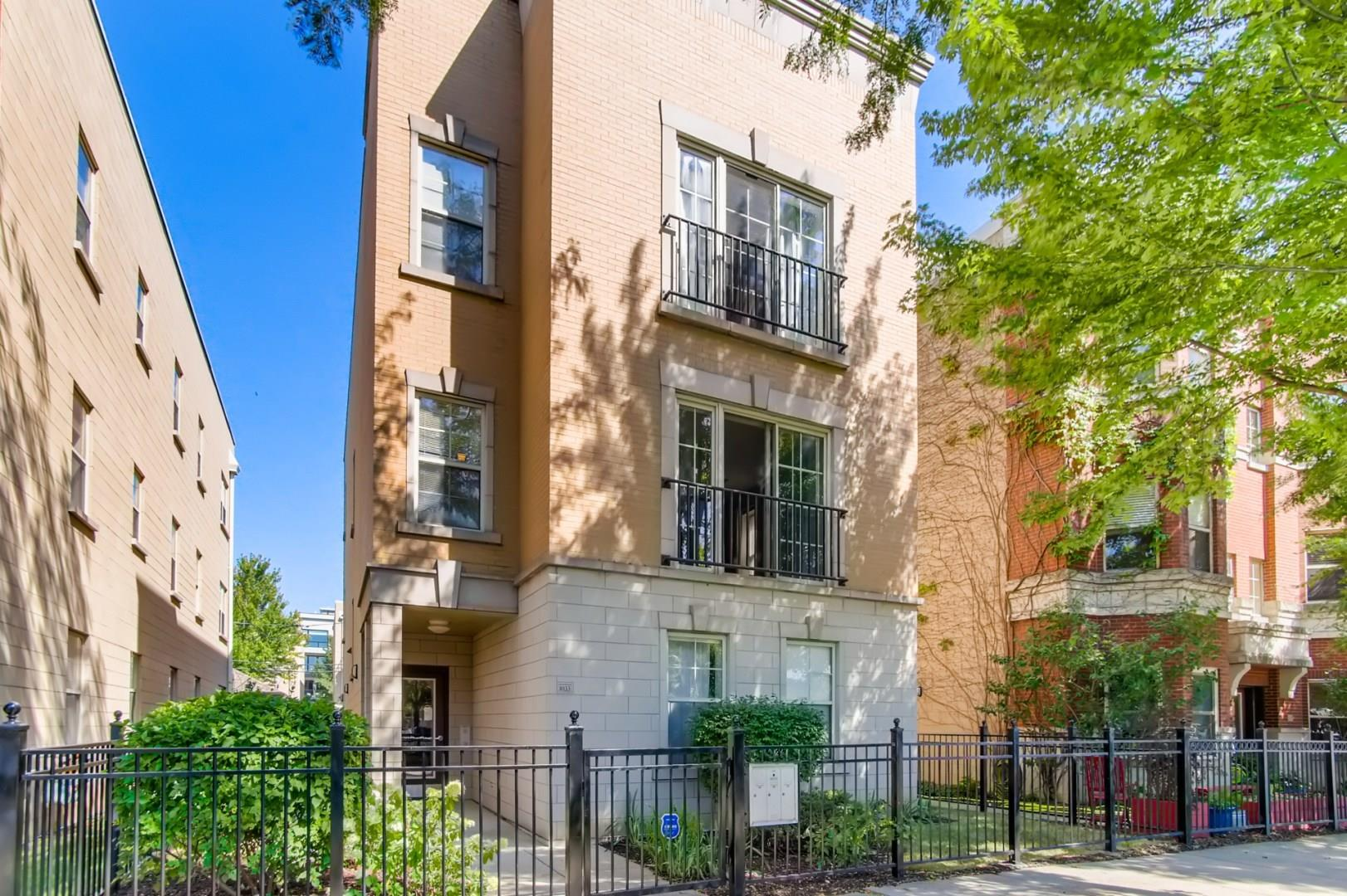 1033 S Lytle Street #201, Chicago, IL 60607 - #: 10829433