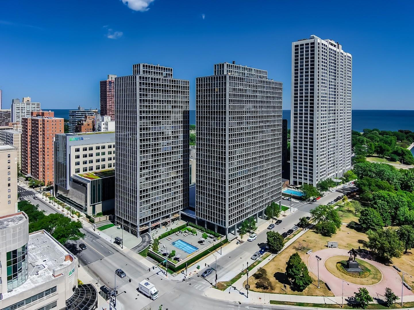 330 W Diversey Parkway #603-05, Chicago, IL 60657 - #: 10851433
