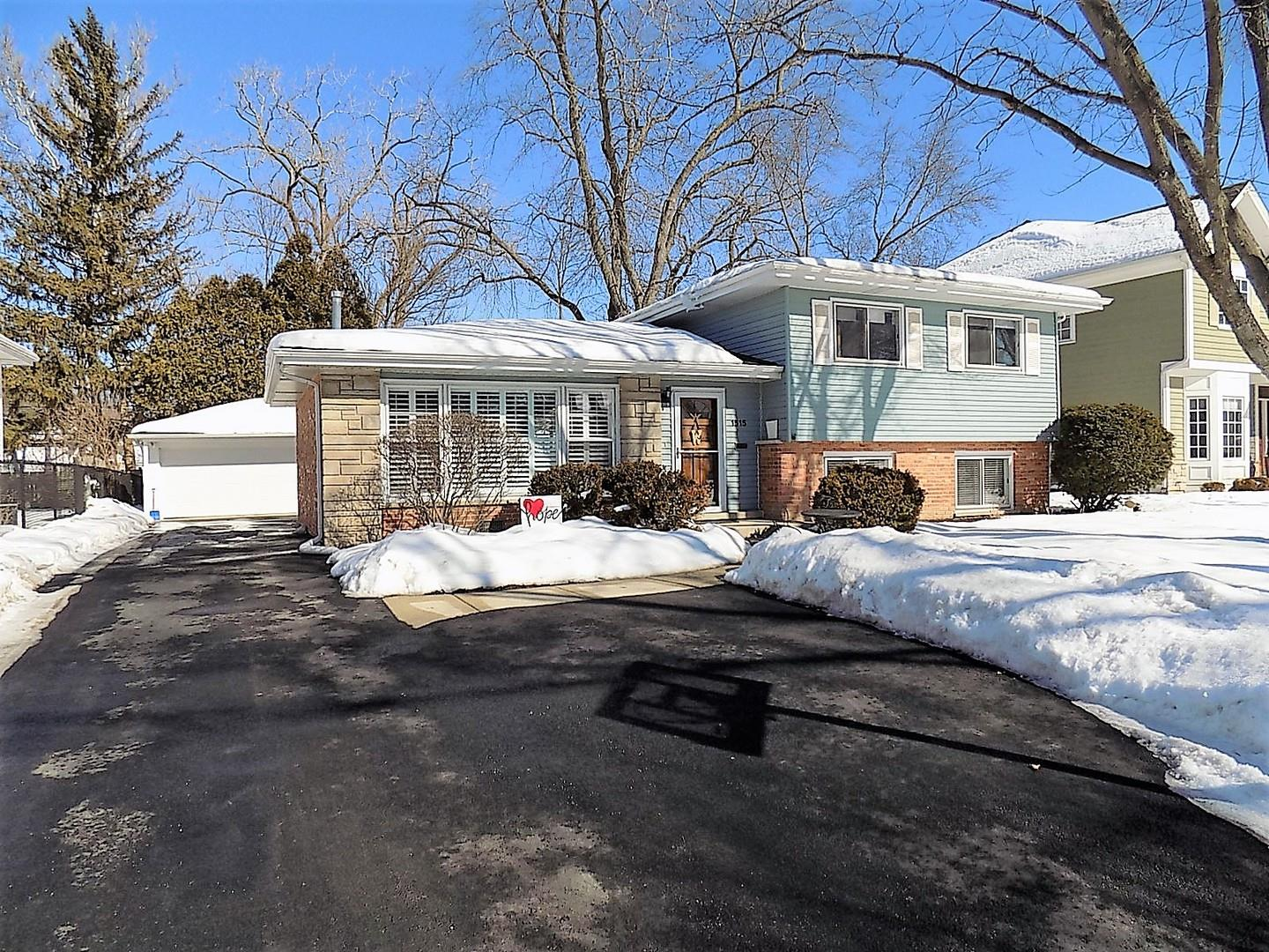 1515 Lakeside Drive, Wheaton, IL 60187 - #: 11004433