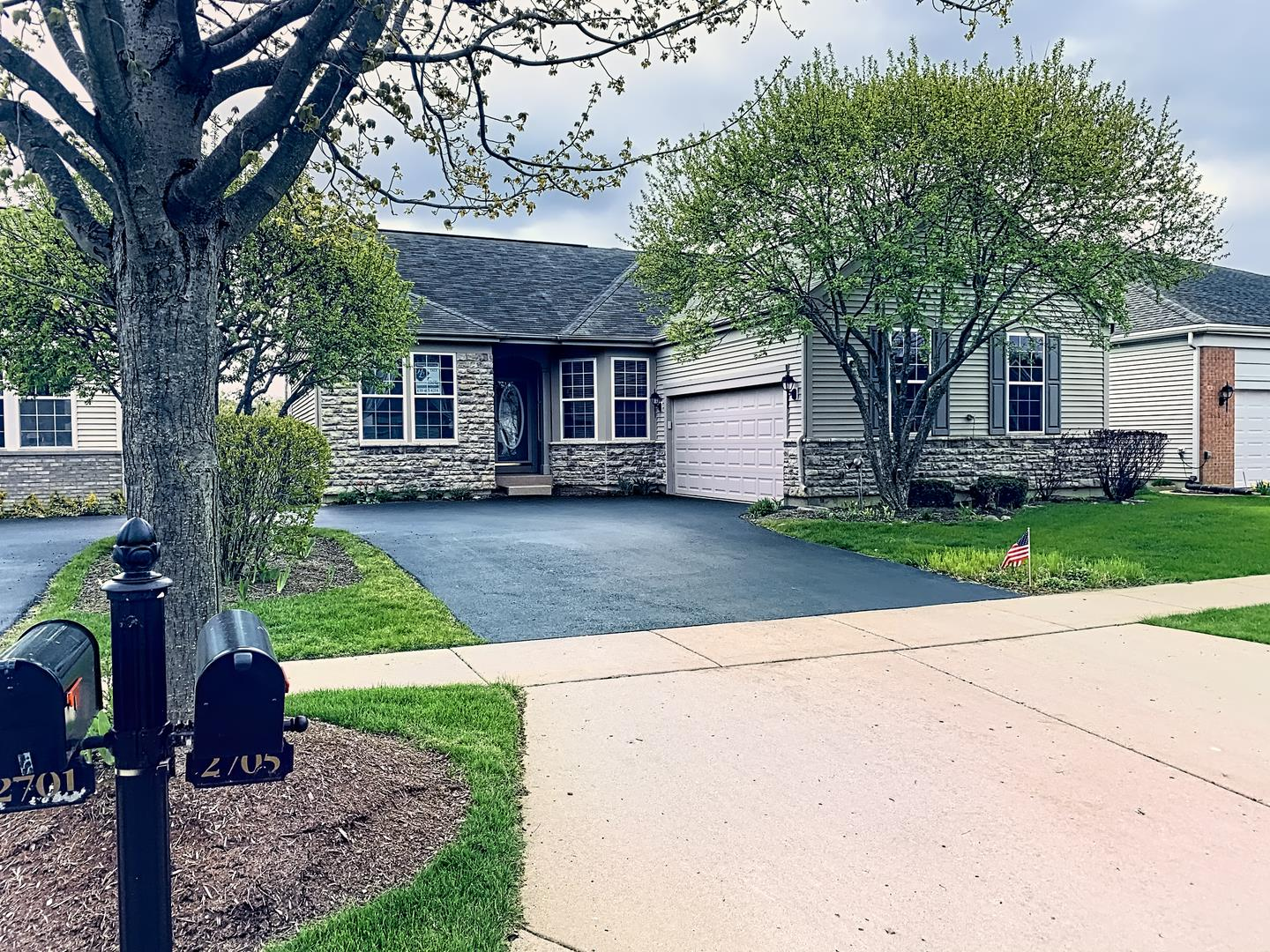 2705 Wessex Drive, West Dundee, IL 60118 - #: 11060433