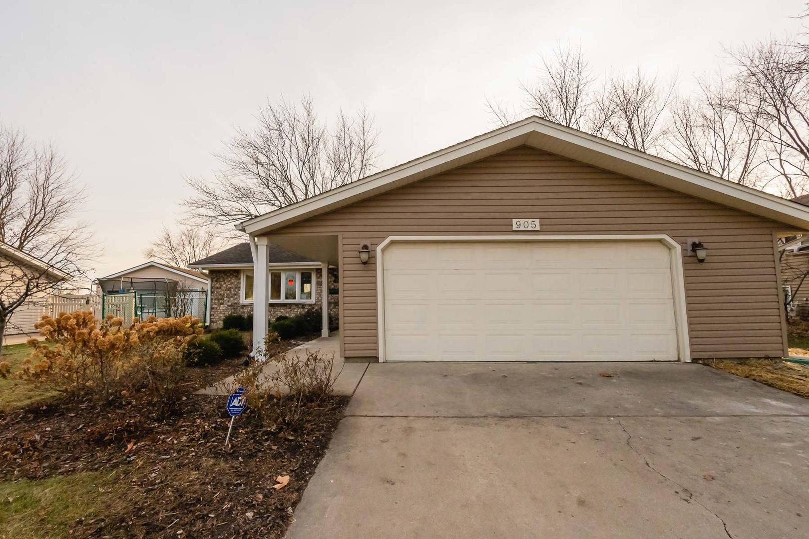 905 Aimtree Place, Schaumburg, IL 60194 - #: 10709435