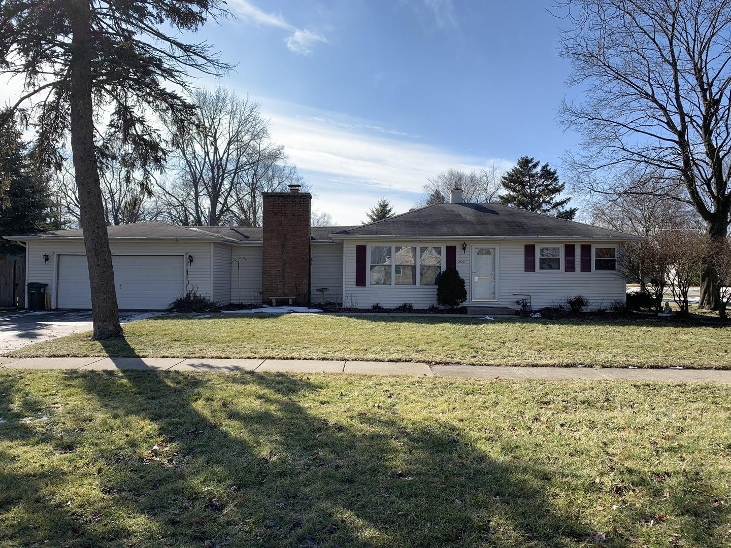 2507 Campbell Street, Rolling Meadows, IL 60008 - #: 10782435