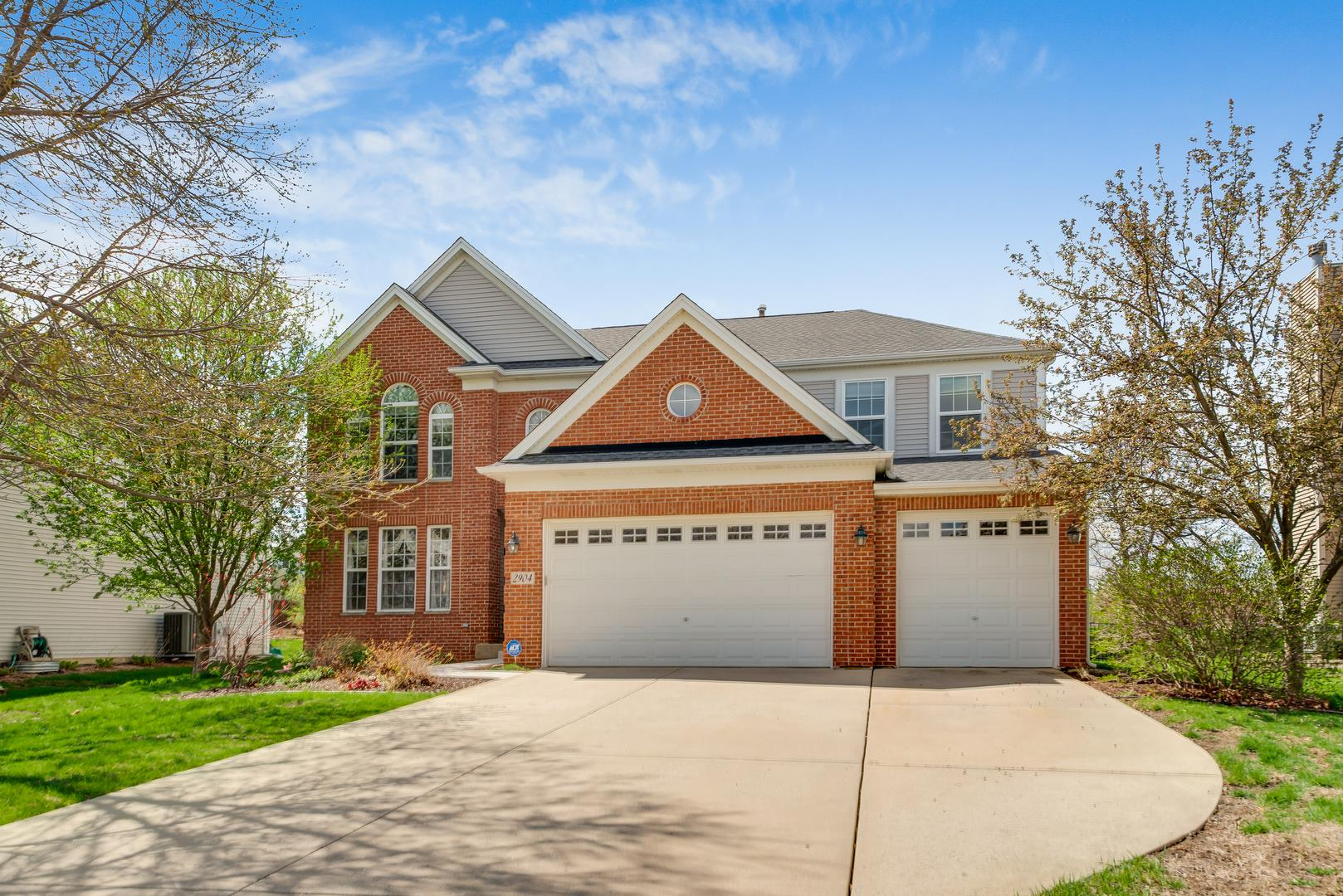 2904 McDuffee Circle, North Aurora, IL 60542 - #: 11053435