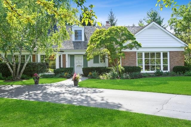 1180 Whitebridge Hill Road, Winnetka, IL 60093 - #: 10885436