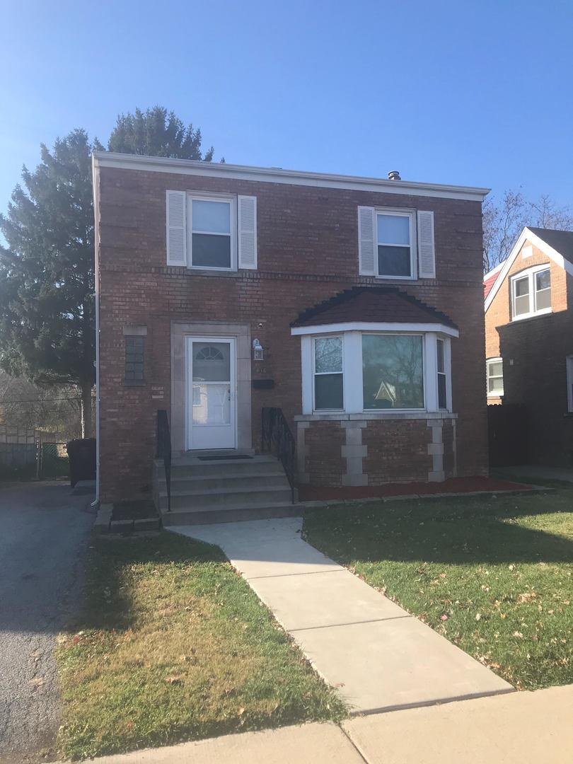 816 Peoria Street, Chicago Heights, IL 60411 - #: 10936437