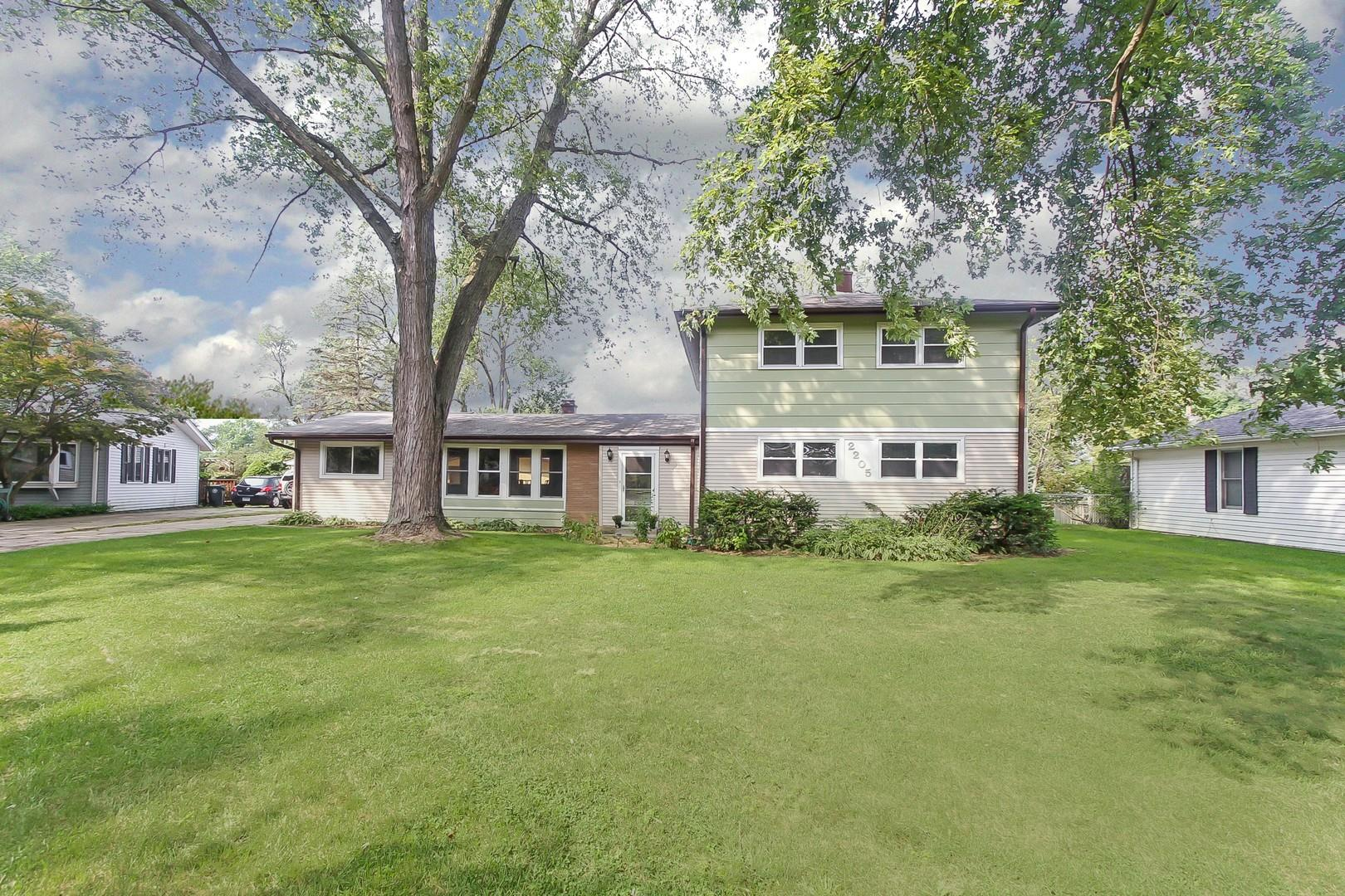2205 Heron Court, Rolling Meadows, IL 60008 - #: 10977437