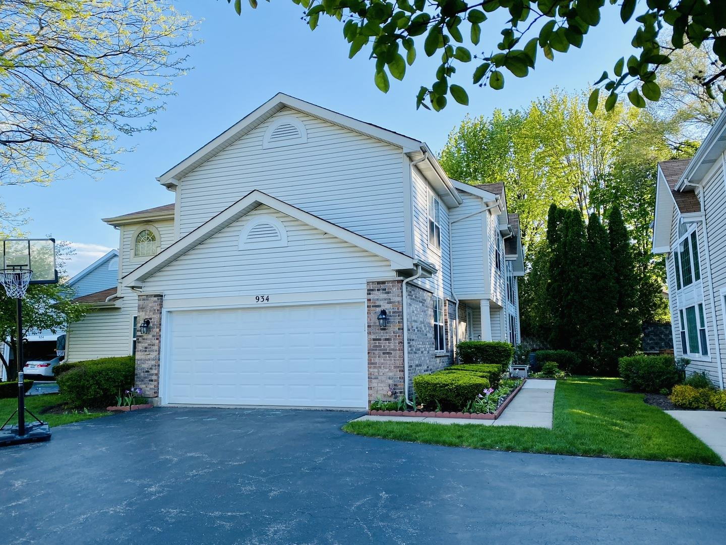 934 SWEETFLOWER Drive, Hoffman Estates, IL 60169 - #: 11087438