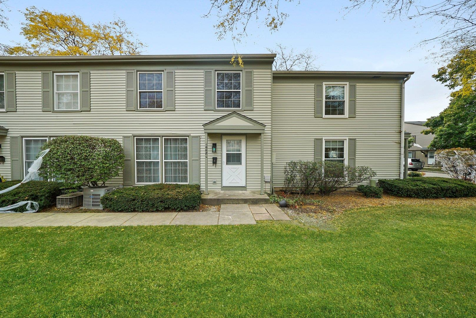 1668 Valley Forge Court #C, Wheaton, IL 60189 - #: 10898439