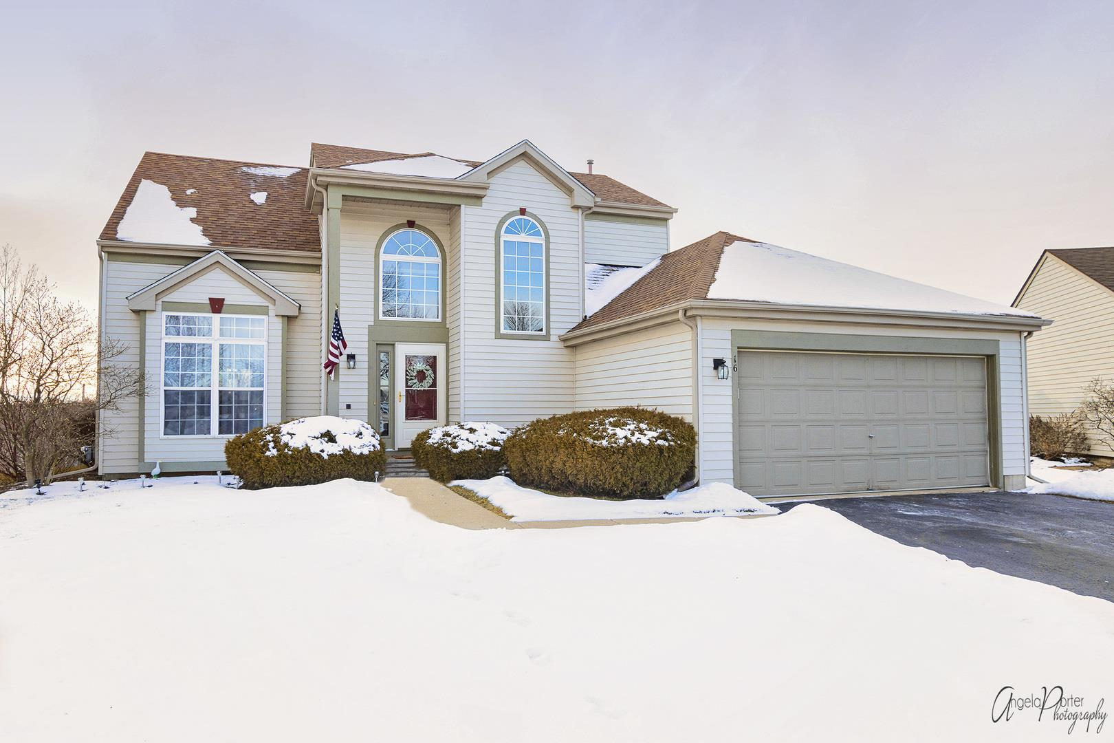16 Gail Court, Lake in the Hills, IL 60156 - #: 10978439