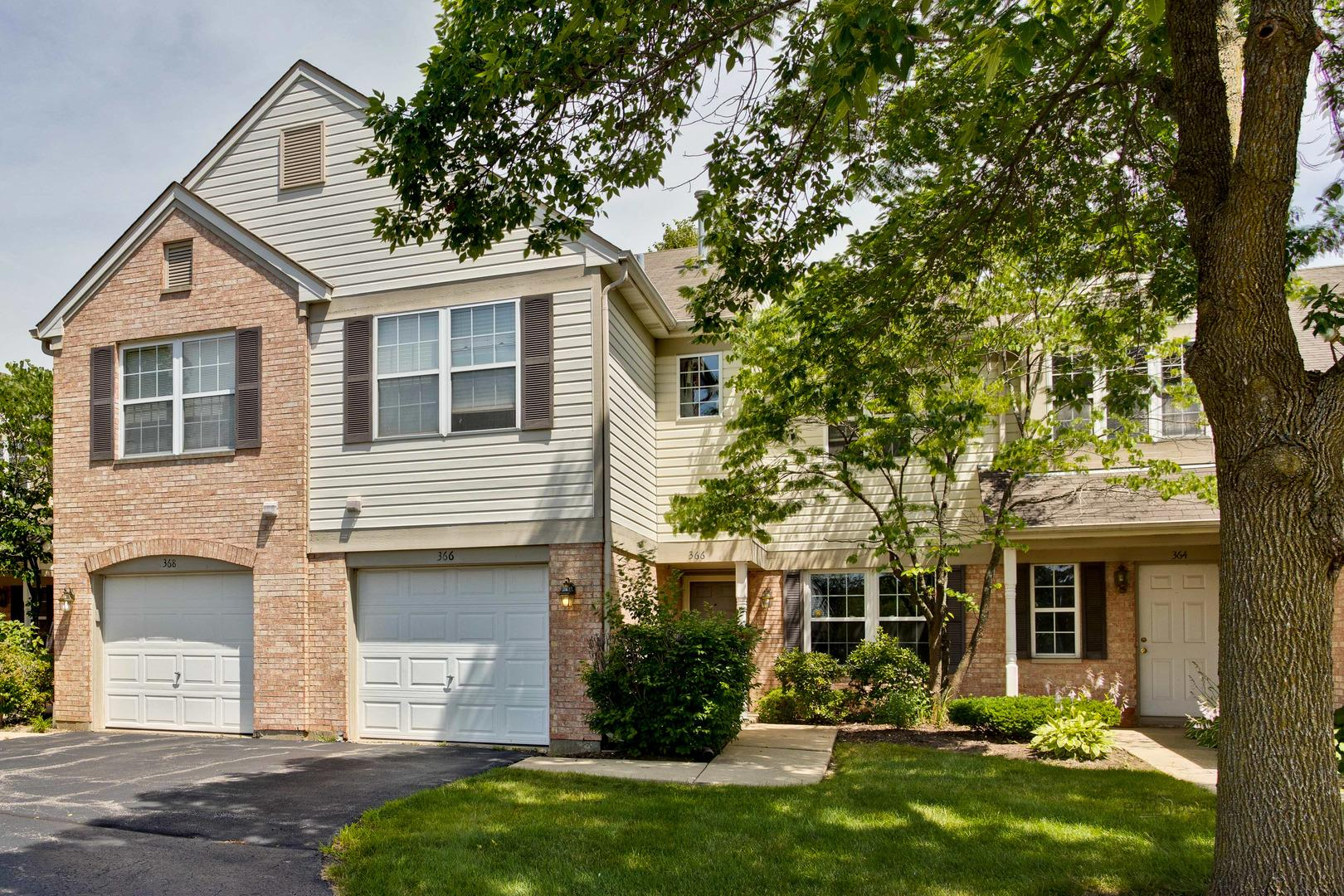 366 Crystal Ridge Drive #B, Crystal Lake, IL 60012 - #: 10784440