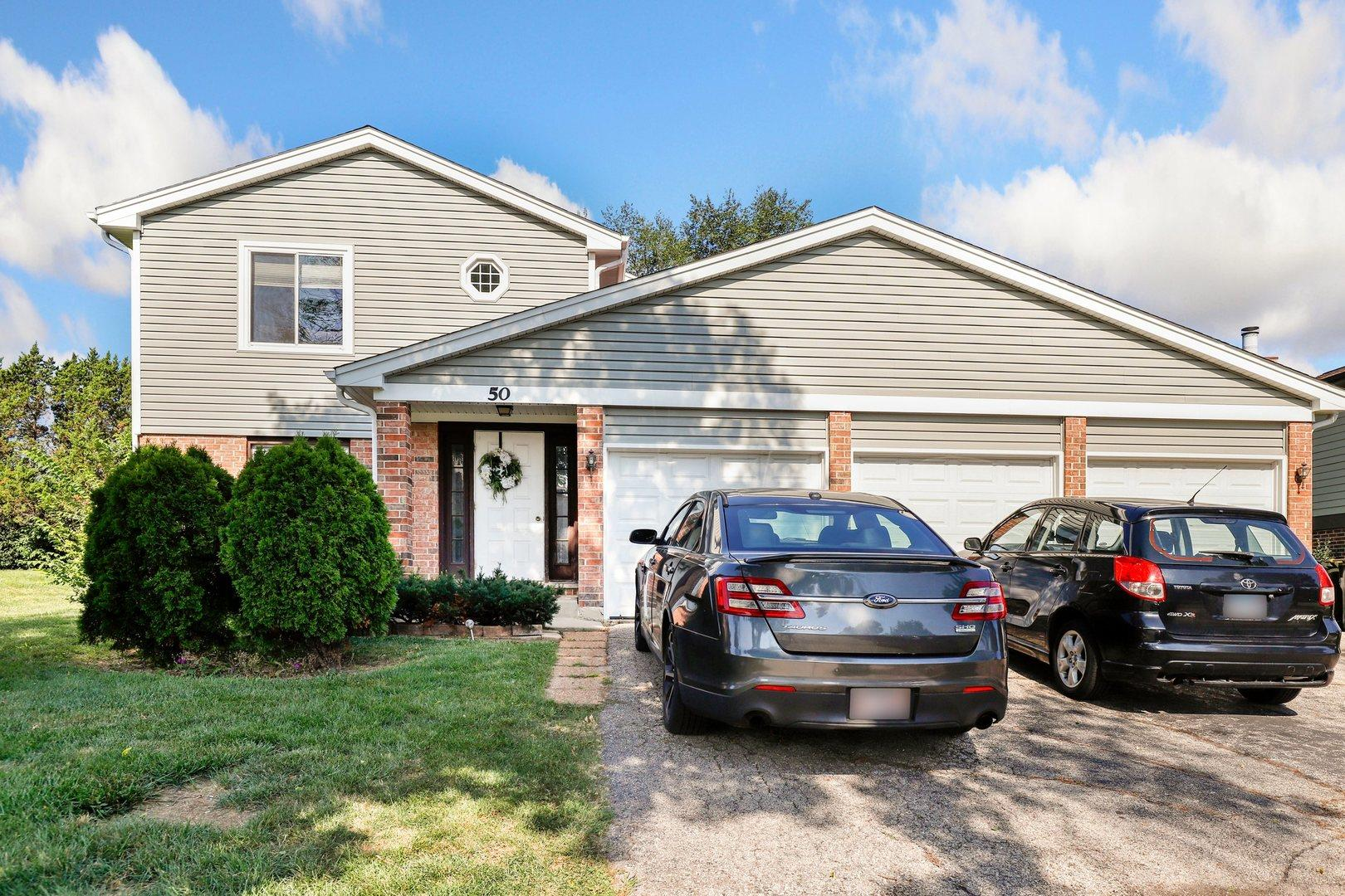 50 Terry Drive #B, Roselle, IL 60172 - #: 11176440