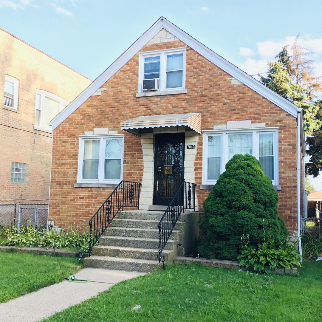 7043 W Irving Park Road, Chicago, IL 60634 - #: 10475442
