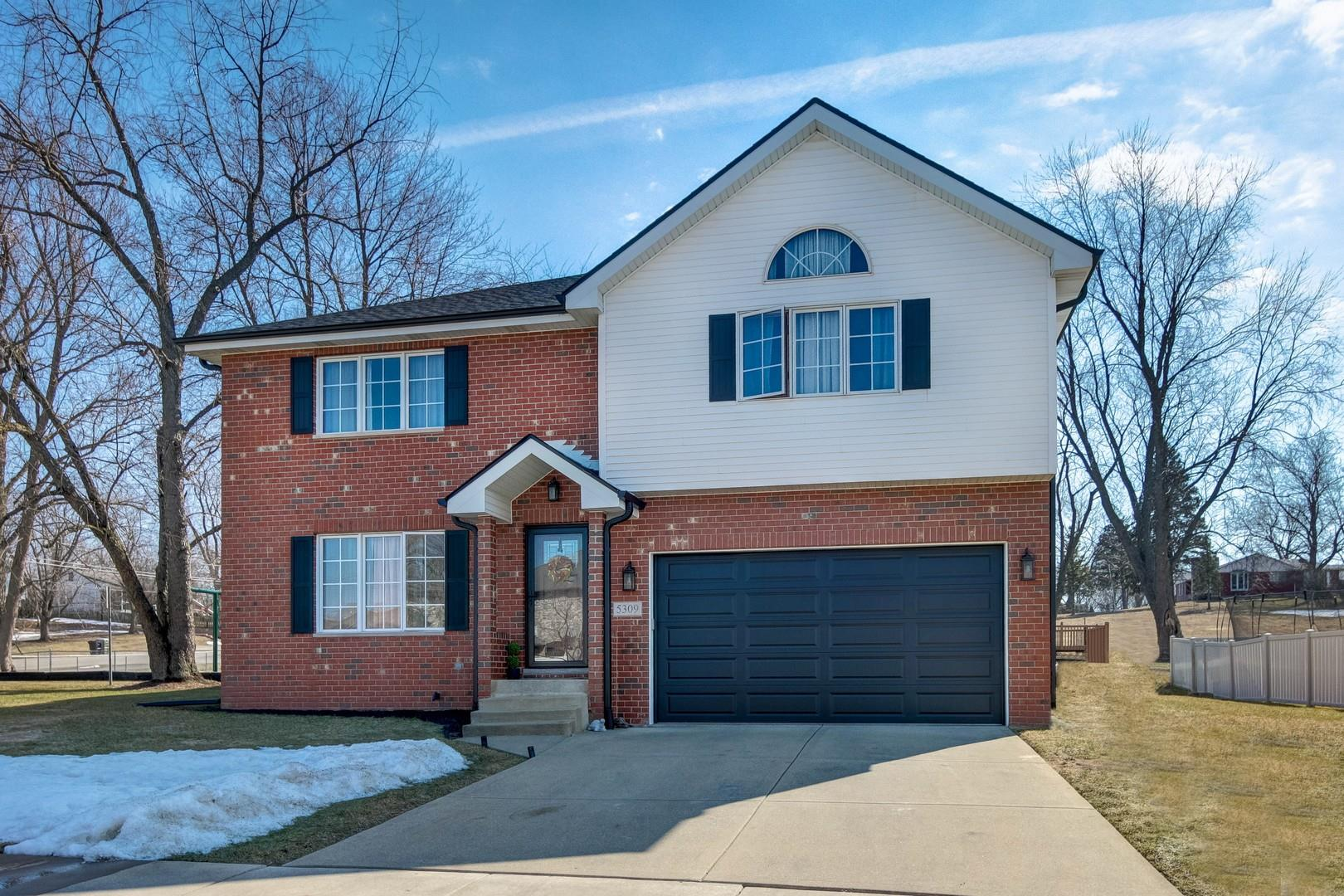 5309 Christopher Drive, Oak Forest, IL 60452 - #: 11004442